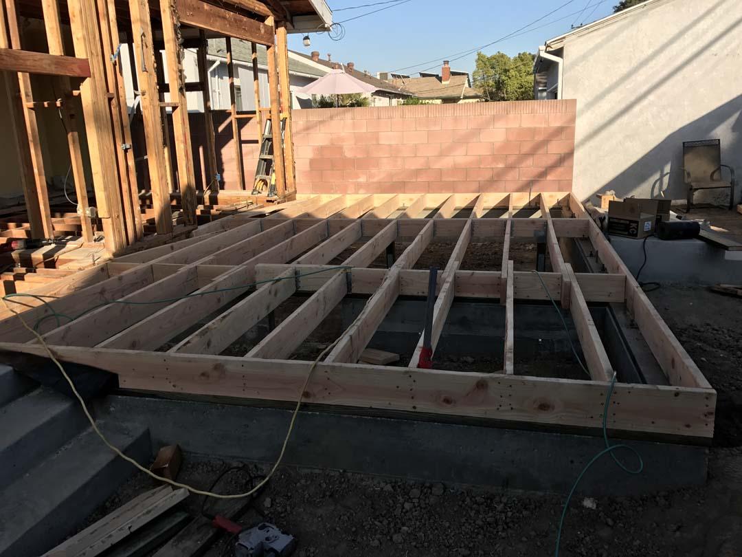 Home Addition Contractor Masonry Concrete Stone Block Pavers