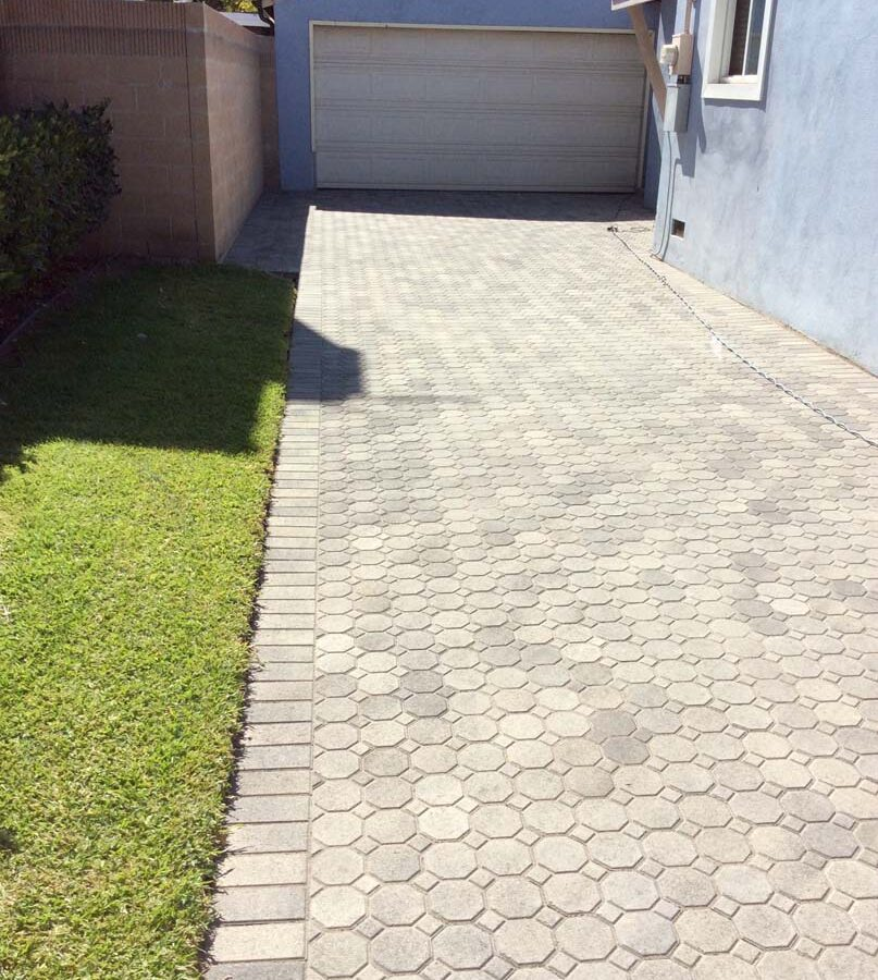 Long Beach Driveway Pavers Pacificland Constructors
